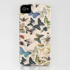 Insect Jungle Slim Case iPhone (4, 4s)