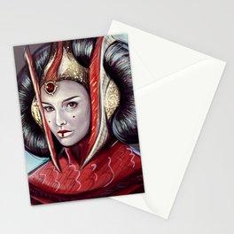 Queen Amidala Stationery Cards