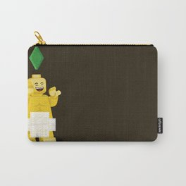 I want to brick free ! Carry-All Pouch