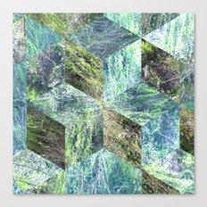 Super Natural No.7 Canvas Print