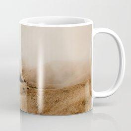 Mount Tamalpais in Fog II Coffee Mug