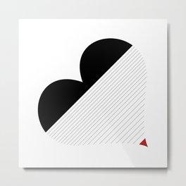 Heart (11) Metal Print