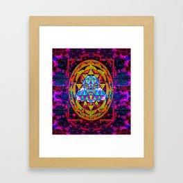 Protector By Kenny Rego Framed Art Print