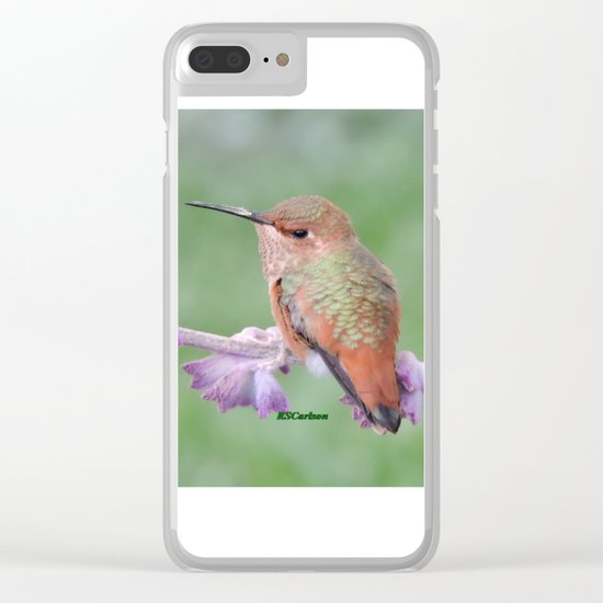 DO NOT Raid My Patch of Sage Clear iPhone Case