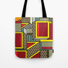 matchbox Tote Bag