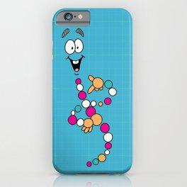 Mr. DNA 1 iPhone Case