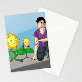 AmazingPhil's Plant Pokemons Stationery Cards