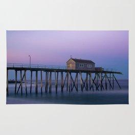 Sunset Pier Rug