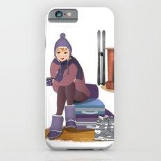 I Love Winter iPhone 6s Slim Case