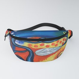 On The River Fanny Pack