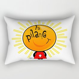 la pilarica Rectangular Pillow