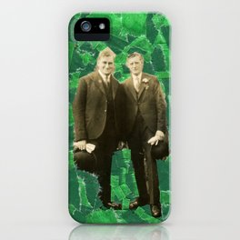 Elegance Into The Jungle iPhone Case