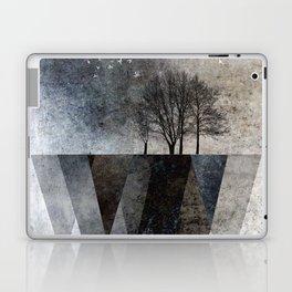 TREES over MAGIC MOUNTAINS I Laptop & iPad Skin