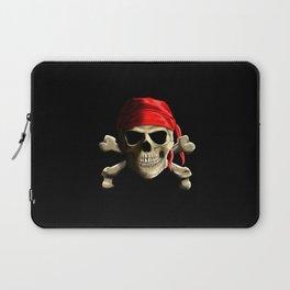 The Jolly Roger Laptop Sleeve