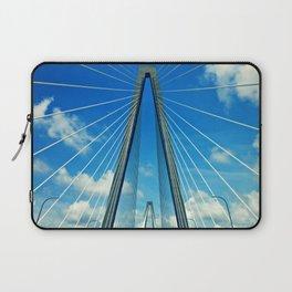Cooper River Bridge Renewed Laptop Sleeve
