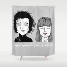E & K Shower Curtain
