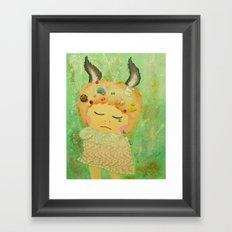 Dream of Framed Art Print