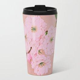 Ichi-yo - Single Leaf - Cherry Blossoms Travel Mug