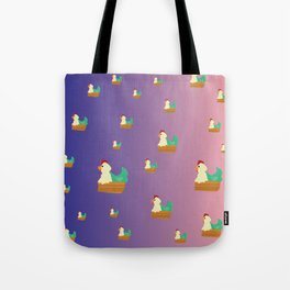 Chicken Party! Tote Bag