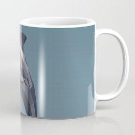 Geometric Dolphin Coffee Mug