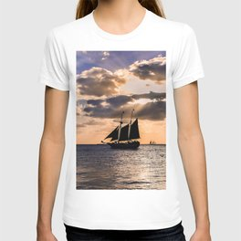 Sunset in Key West, Florida T-shirt