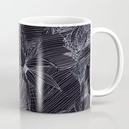flower on black Coffee Mug