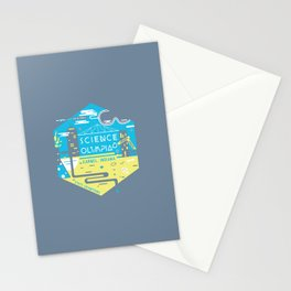 Carmel Science Olympiad Nationals Stationery Cards