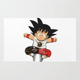 Little Goku Bape Hype Rug
