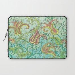 paisley garden Laptop Sleeve