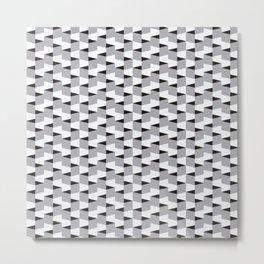 Cubic Perspective Metal Print