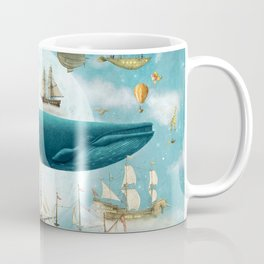 Ocean Meets Sky - option Coffee Mug