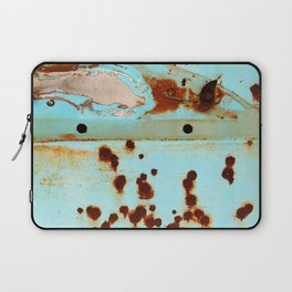 Riddled with Rust Original Laptop Sleeve