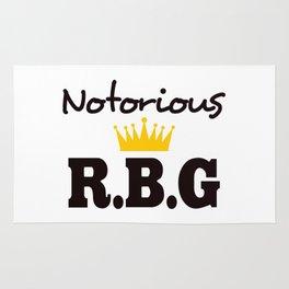 Notorious R.B.G Rug