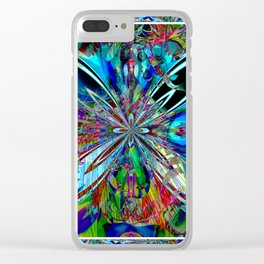 Under The See* Is Were You'll Beee!* Clear iPhone Case