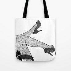 La femme 09 Tote Bag