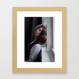Inscribed Framed Art Print