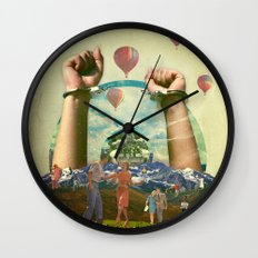 Unbound Wall Clock