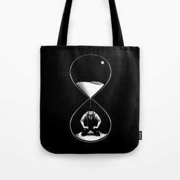 Life Is Passing By Me Tote Bag