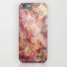 Lines and shapes artwork iPhone 6s Slim Case