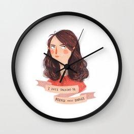 April Ludgate Wall Clock
