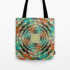 Aura Ocean Tote Bag