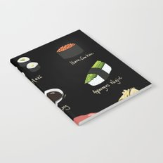 Sushi Days two Notebook