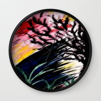 philosophy Wall Clocks featuring Philosophy by Jessica Nicole Pacheco
