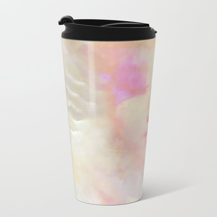 Positive visualization Metal Travel Mug