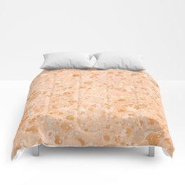 Vintage Organic Paper Texture Comforters