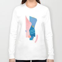 southwest Long Sleeve T-shirts featuring southwest by cardboardcities