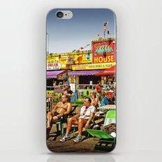 CONEY ISLAND iPhone & iPod Skin
