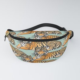 Tame like a Tiger Fanny Pack