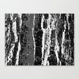 MARBLE TREE Canvas Print
