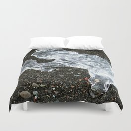 Ice Diamond Duvet Cover